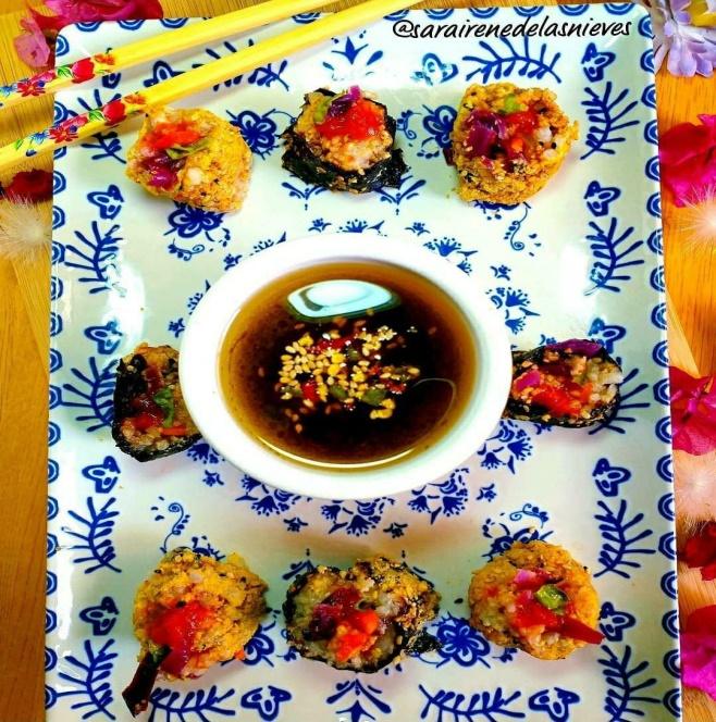 Sushi Manchego Calzado